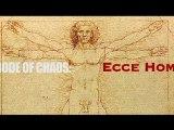 Abode of chaos: Ecce homo