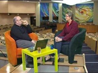 """Annick Martin """"Face au Net"""" (Part 1/2) - 04.03.2010"""