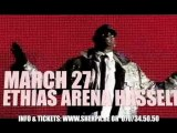 R.KELLY LIVE IN CONCERT@ETHIAS ARENA(SATURDAY 27th of march)