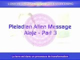 Message des Pléïadiens 3 Energies négatives
