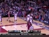 NBA Game Recap Pistons vs. Cavaliers From 04.03.2010