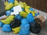 Nantes : poubelles