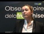 Interview Sylvie Gaudy - Salon Franchise Expo Paris