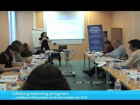 Le lien entre politique et programme européen