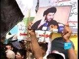 Irak : Moqtada al-Sadr, grand absent du scrutin