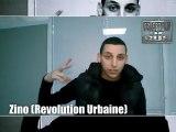 zino de révolution urbain (frestyle de rue)