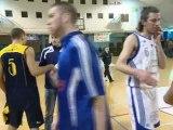 Calaisis TV: Calais Basket, une victoire à l'arrachée.