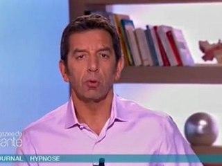 """Incroyable expérience d'hypnose au """"Magazine de la santé"""""""