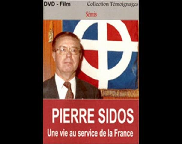 Pierre Sidos, une vie au service de la France
