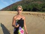 Beach Walk 754 – Big Beach, Little Beach
