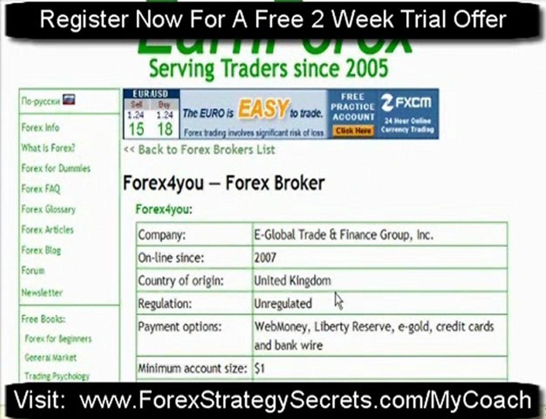 Forex broker inc forum