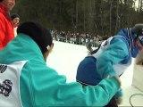 TTR Tricks- Peetu Piiroinen snowboarding at Arctic Challenge