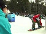 TTR Tricks - Roope Tonteri snowboarding at Arctic Challenge