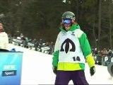 TTR Tricks - Eric Willett snowboarding at Arctic Challenge