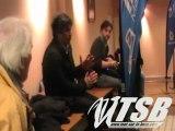 Conference de presse: championnat du monde de Malik Bouziane