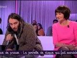 Damien Saez texte sur France 3