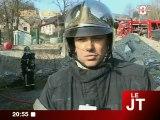 Les interventions des sapeurs pompiers en hausse