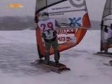 Un nouveau sport de glisse : le winter windsurf !
