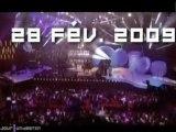 alain Bashung Victoires de la musique2009