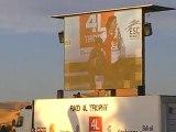 4L Trophy 2010 Remise des dons Merzouga