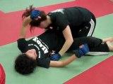 Women Mixed Martial Arts Chico, Beginners