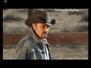 johnny hallyday 10.2.10  interview pour pub (site officiel)