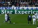 Real Madrid - Olympique Lyonnais / Highlights / 10/03/2010
