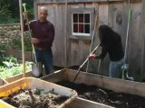 Vegetable Gardening: How to Prepare a Raised Bed Garden