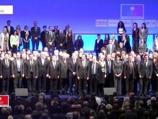 Régionales : La Marseillaise au Dôme