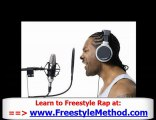 Freestyle Rap Tutorial - Learn How To Freestyle Rap Better b
