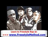Freestyling Rap Rhyme Words - How To Create Freestyle Rap Ly