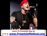 Freestyle Rap Lyrics Tips - Learn To Freestyle Rap - How To