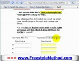 How To Freestyle Rap - How To Rap Tips - Freestyle Method Co