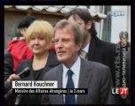 """Kouchner: """"J'ai une tête à vendre des organes ?"""""""