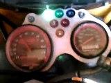 Moto Rieju RS 1 Démarrage Kit 50 Top Performance