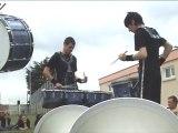 Demo de la percu du Show and marching band La vaillante