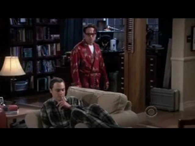 Sheldon - Batman The Secret