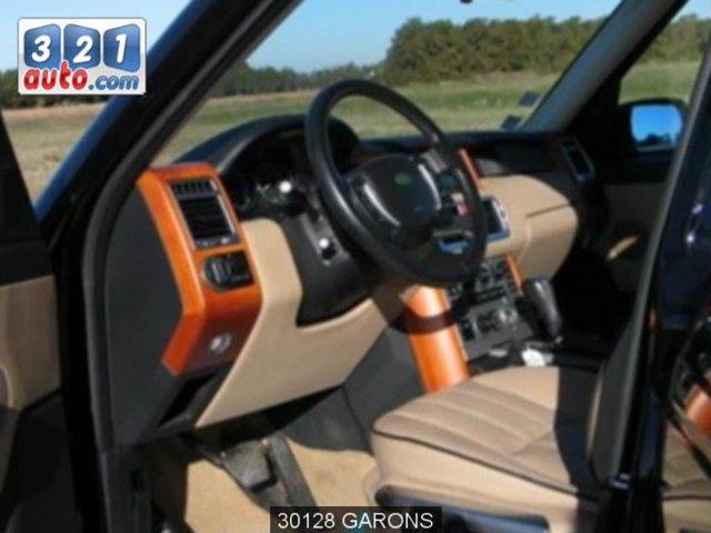 Occasion Land rover Range Rover GARONS