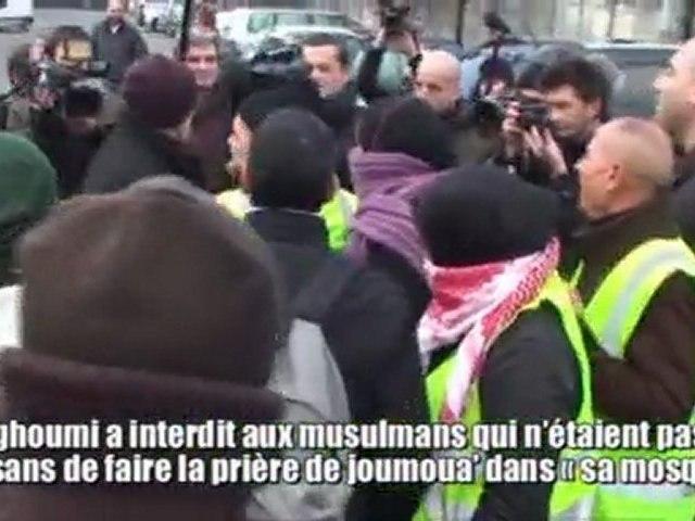 La mosquée du CRIF ferme sa porte aux musulmans ! - Islam