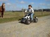 Kid 'zzz N' Quad 'zzz - Quad électrique enfant 350W 20 km/h