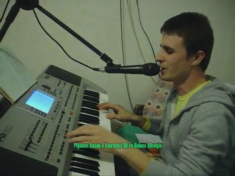 Piyanist Hasan Klarnetçi Ali ve Babası Hüseyin-2010