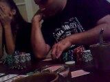 Anniv Greg 25 ans lol partie de Poker yeah!!!!