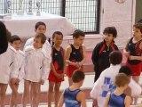 Gymnastique Versailles (classement équipe n°2, Vélizy)