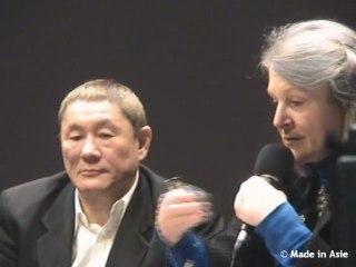 [Part.3] Takeshi Kitano à Paris 2010