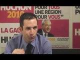 Régionales, 1er tour : Réaction de Benoît Hamon