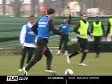 Foot : après le Real, l'OL fait face à St Etienne