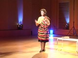 """Portrait de Zohra AIT ABBAS - Commedienne de la pièce de théâtre """"Comment je suis arrivée là"""" - à l'occasion de lancement de l'AFB Vincennes (94)"""