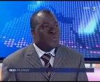Union des africains, interview Michel Kitotko, FR3