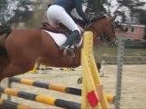 Cso Linaro club poney elite 1er & club poney 1