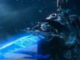 WoW wrath of the lich king Trailer Español [HD]